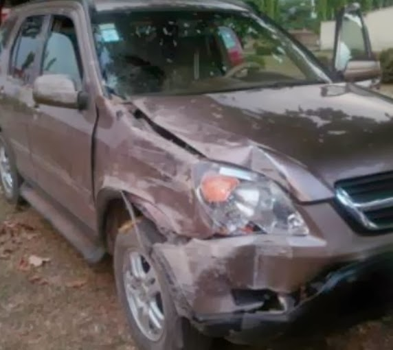memunat yunusa car accident