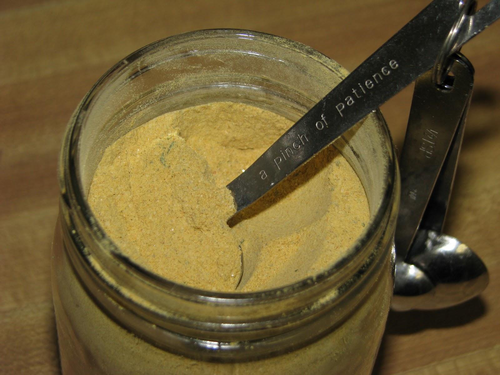 Homemade Vegetable Broth Powder - Super Veggie Mom | Super Veggie Mom