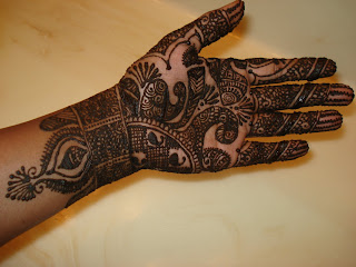 Eid India Mehndi Designs 4