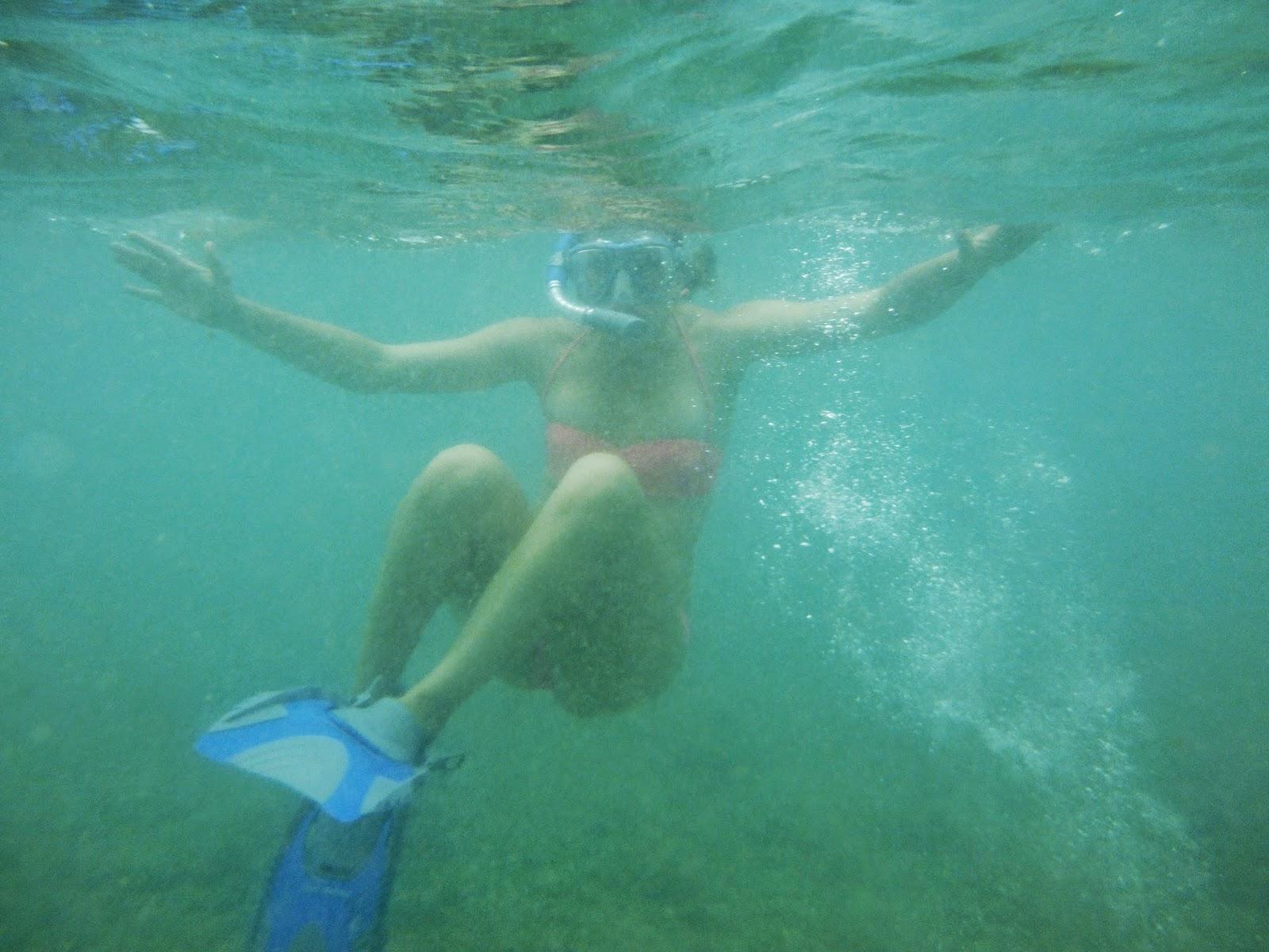 Poipu Beach snorkel