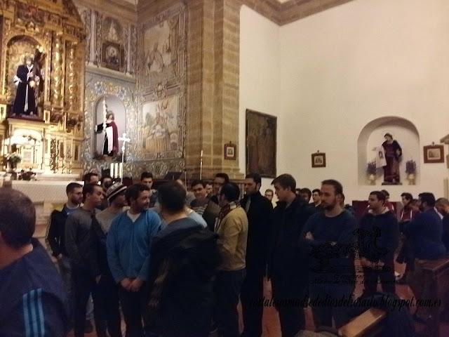 Igualá cuadrilla del Nazareno de Villanueva de los Infantes