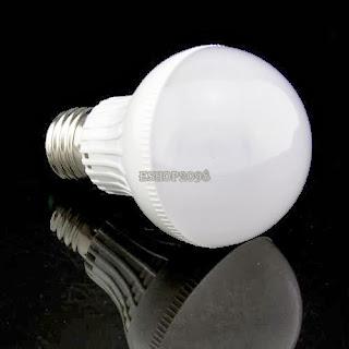 E27 18 Led SMD 2835 White Lamp Bulb Lighting Light 5W 85V-265V 2800-6500K EP98