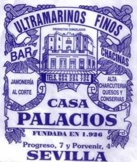 Casa Palacios Sevilla