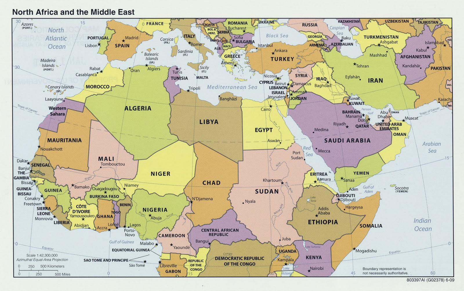 Armacost Library News: Muslim Journeys: Algeria and Nigeria