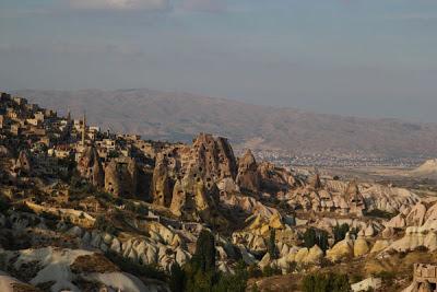 Capadocia - Viaje a Turquia
