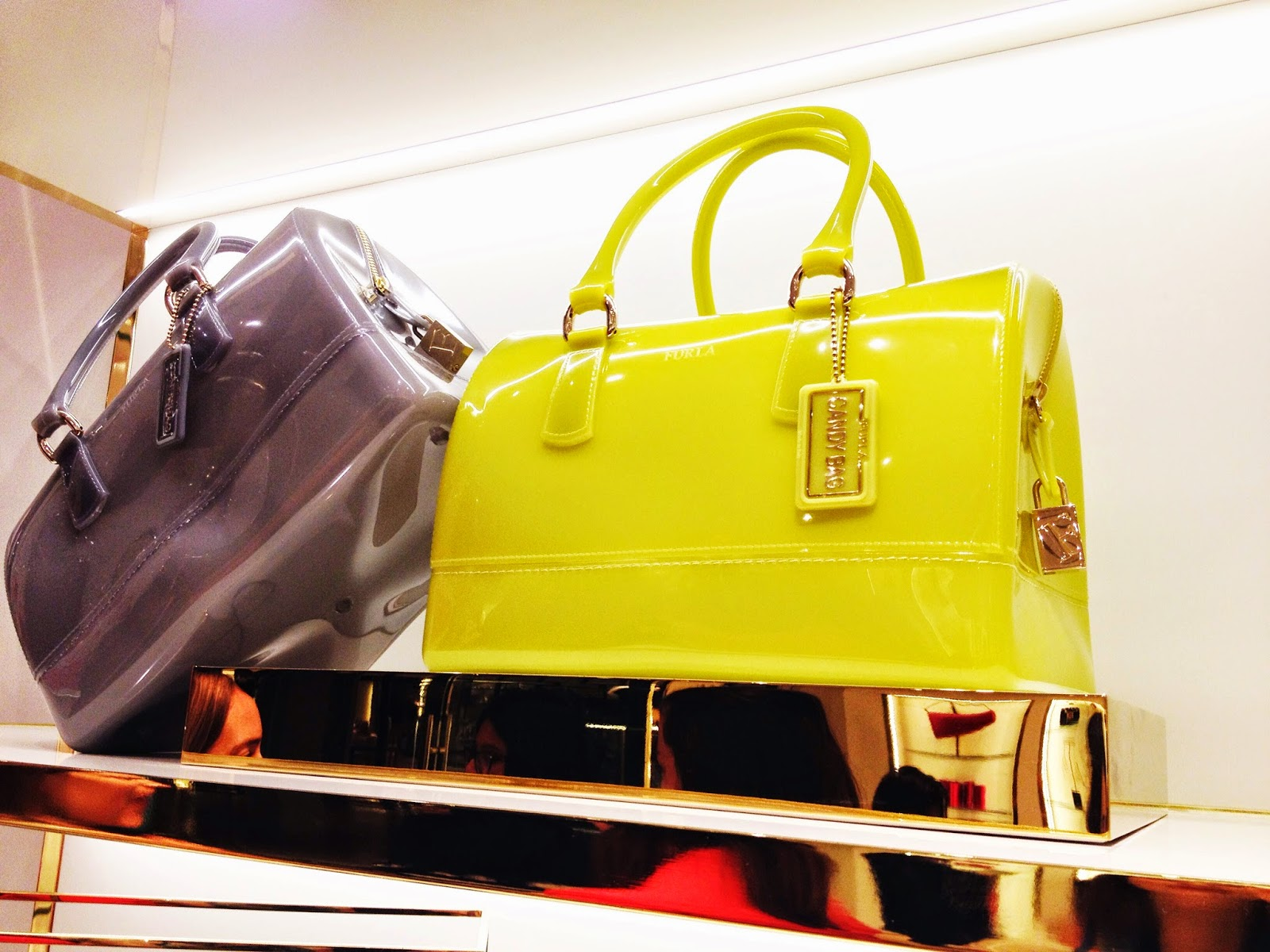Furla Grand Opening Boston Blogger Event