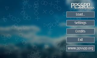 Tahap Kedua Instal PSP Android