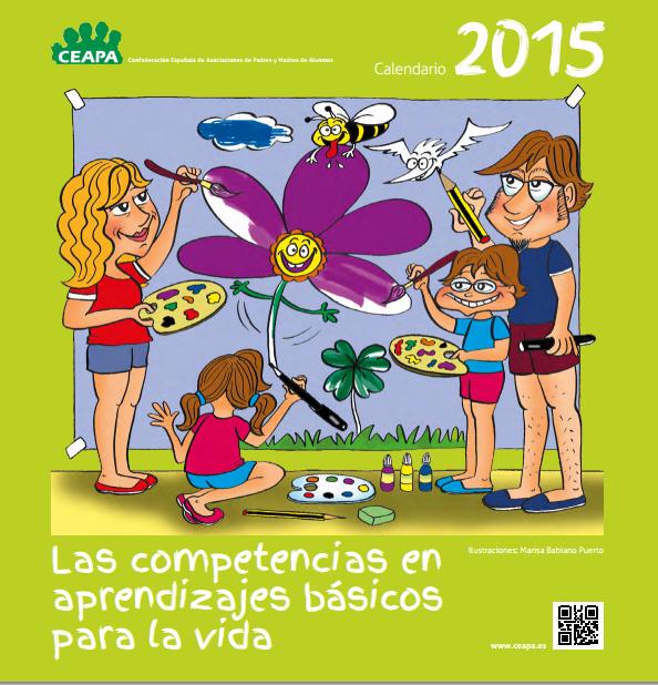 COMPETENCIAS BÁSICAS EN FAMILIA 2015