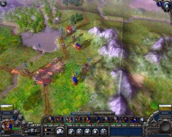 Fantasy Wars PC Full Español ISO Pocos Recursos