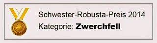 """Bronzene Robusta 2014 in der Kategorie """"Zwerchfell""""!"""