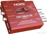 Decimator HDMI