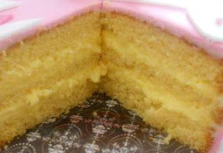 corso di cake design 21 settembre su torta vera