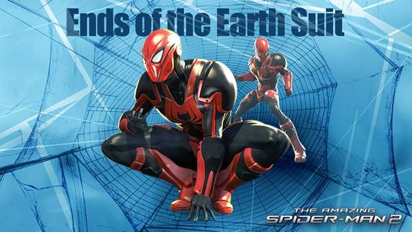 Amazing Spider-Man 2 - Ends of the Earth