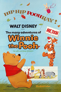 The Many Adventures of Winnie the Pooh Poster