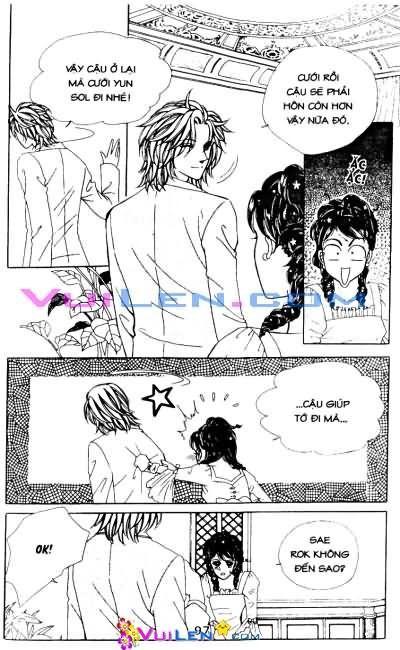 Nụ Hôn Nồng Thắm chap 10 - Trang 97