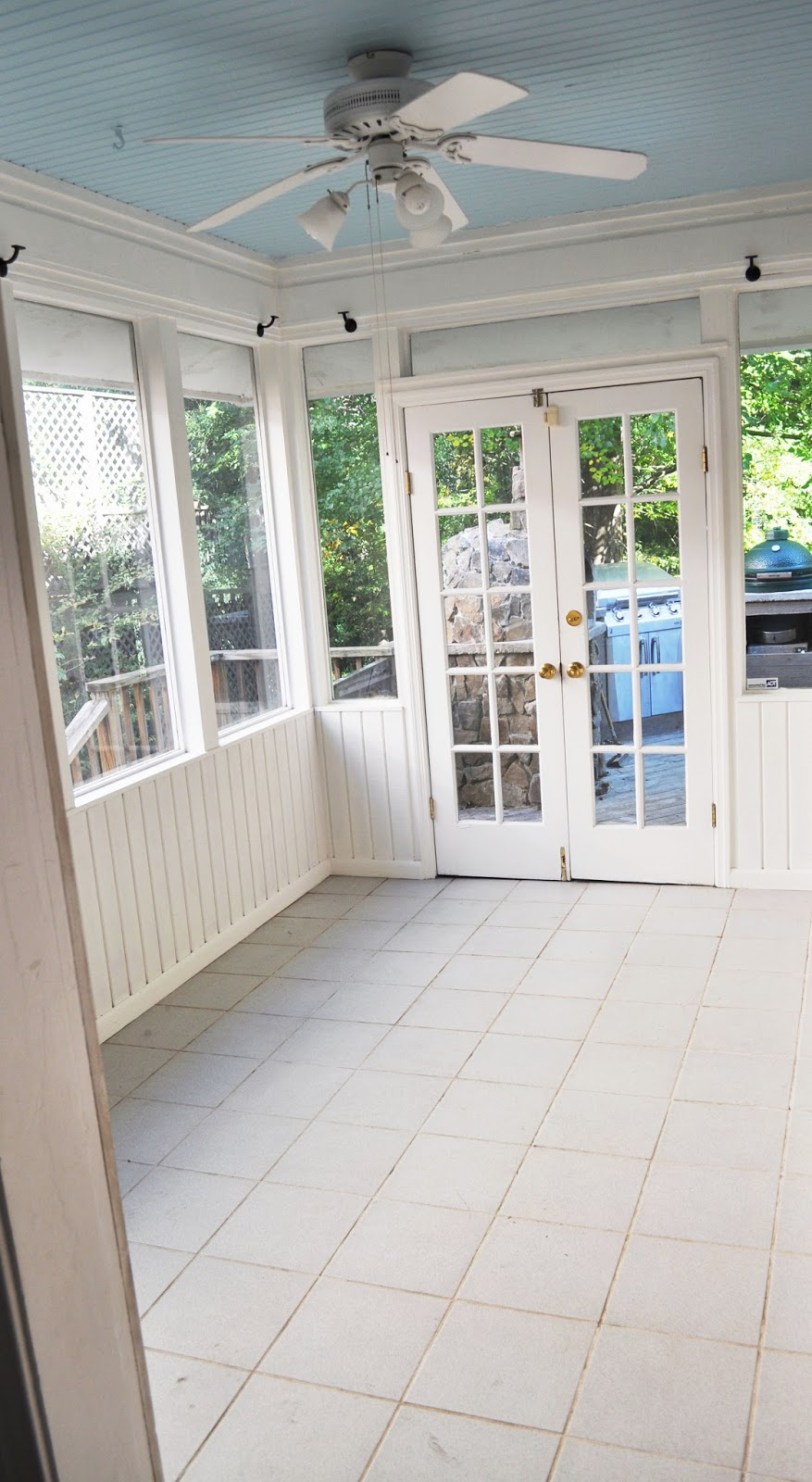 Solarium Flooring