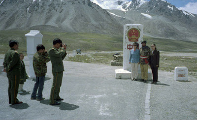 Pakistan & China Border Six Beautiful Images.