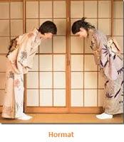 Hormat ala Jepang