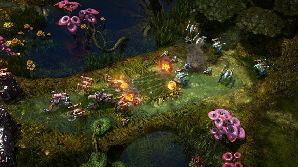 Game Grey Goo Repack CODEX screenshot