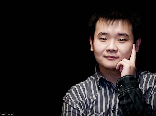 Le joueur d'échecs chinois Li Chao - Photo © Fred Lucas