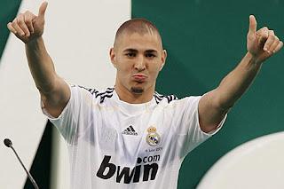 Benzema celebra sus 24 años de vida goleadora