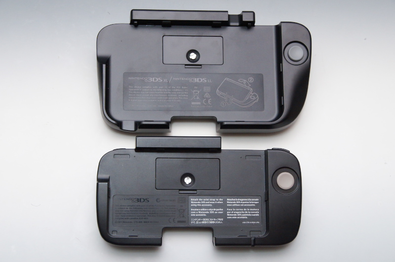 3ds xl circle pad pro how to use