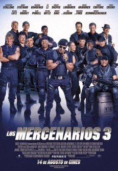 ver Los Mercenarios 3 / Los Indestructibles 3 (The Expendables 3) 2014