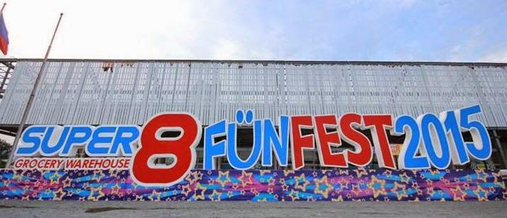 Super8 FunFest 2015