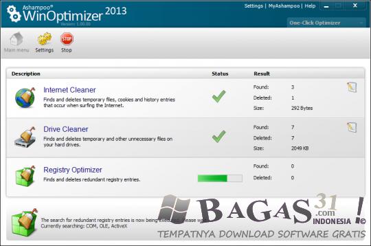 Ashampoo WinOptimizer 1.0 2013 Full 2
