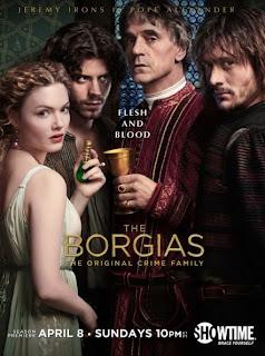 Download - The Borgias S02E01 - HDTV + RMVB Legendado