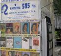 EN 2010 VENDIMOS ESTAS CASETTES A LOS QUE LAS PUDIERON PAGAR EN PTAS.(595)