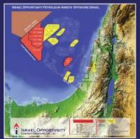 Ενέργεια, ΑΟΖ Κύπρου, ΑΟΖ Ισραήλ