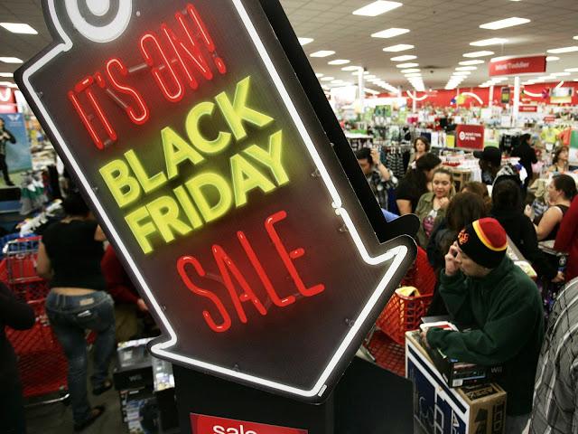 It's on! Black Friday Sale