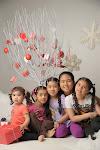My girls - Christmas 2012