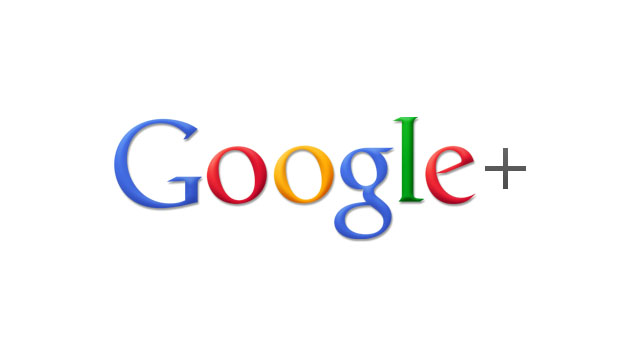 Screenshot: Google+ Logo