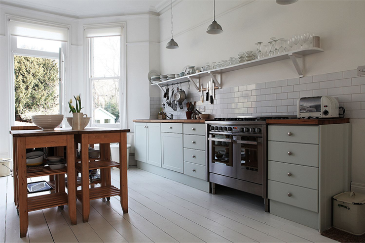 Gorgeous house in london 79 ideas for Kitchen ideas victorian terrace