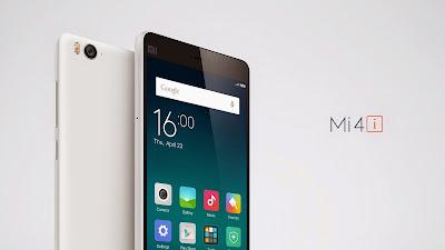 Harga dan Spesifikasi Xiaomi Mi 4i Terbaru 2015