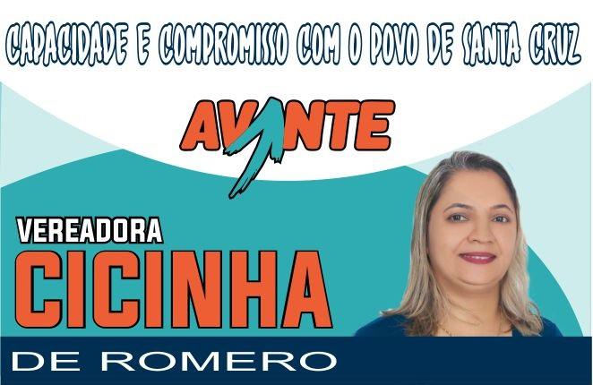 VEREADORA CICINHA DE ROMERO