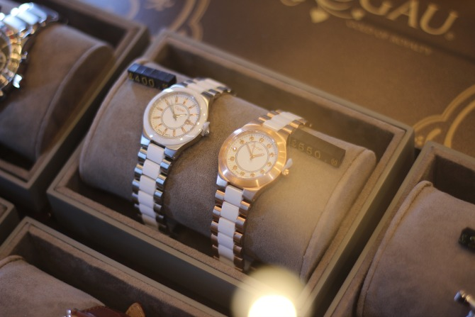 Clogau watches