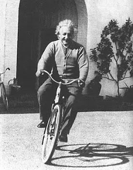Einstein, maestro y mentor.
