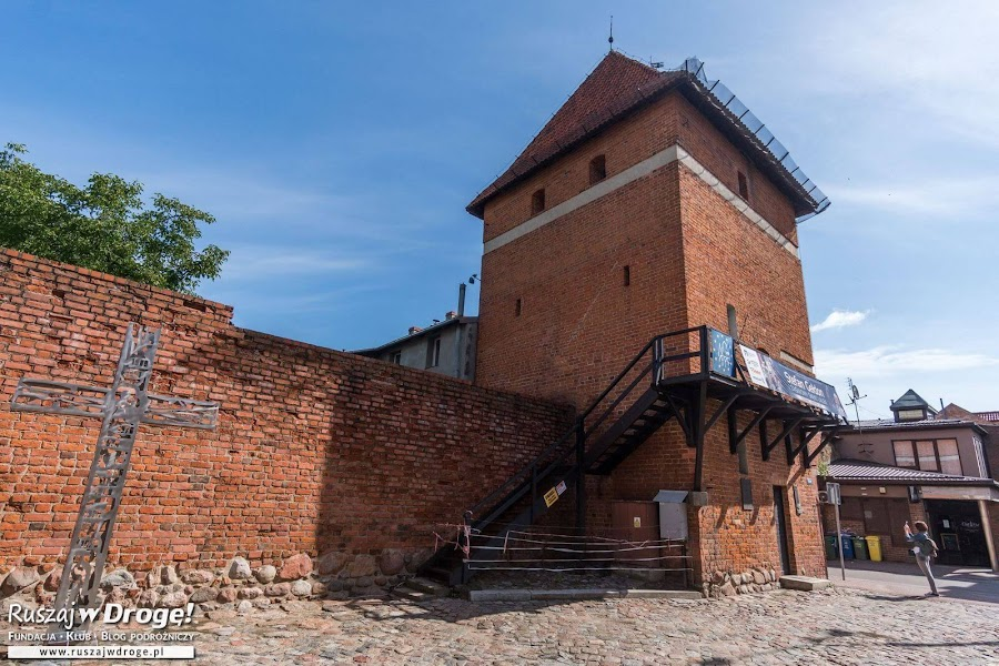 Baszta i mury miejskie w Starogardzie Gdańskim