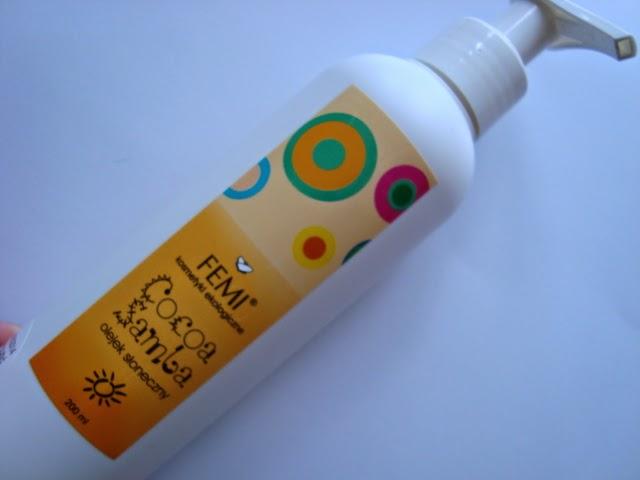 FEMI Olejek słoneczny Cocoa Samba