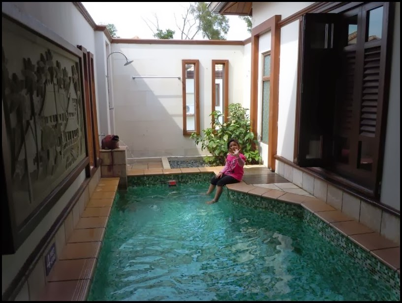 Jemari asmara percutian ke grand lexis port dickson for Garden pool grand lexis