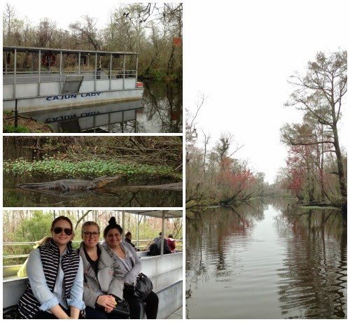 New Orleans cajun pride swamp tour