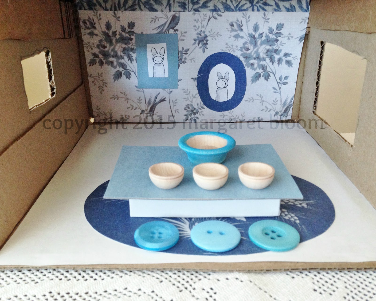 we bloom here: making peg doll furniture :: a re-post