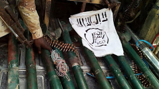 Nigerian troops destroy Boko Haram rocket factory in Borno