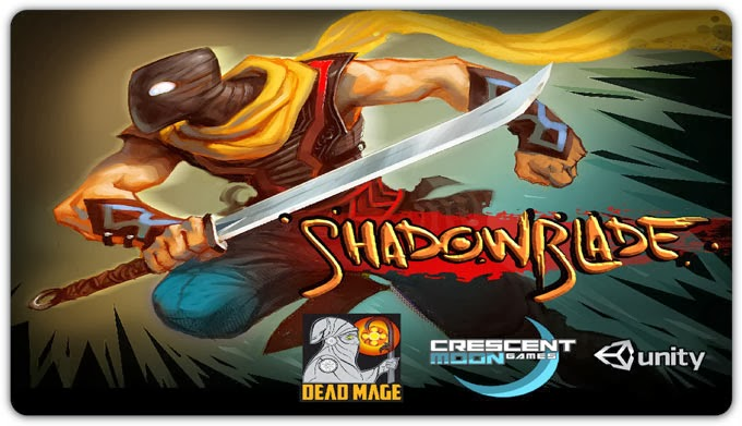 Shadow Blade APK + DATA FULL