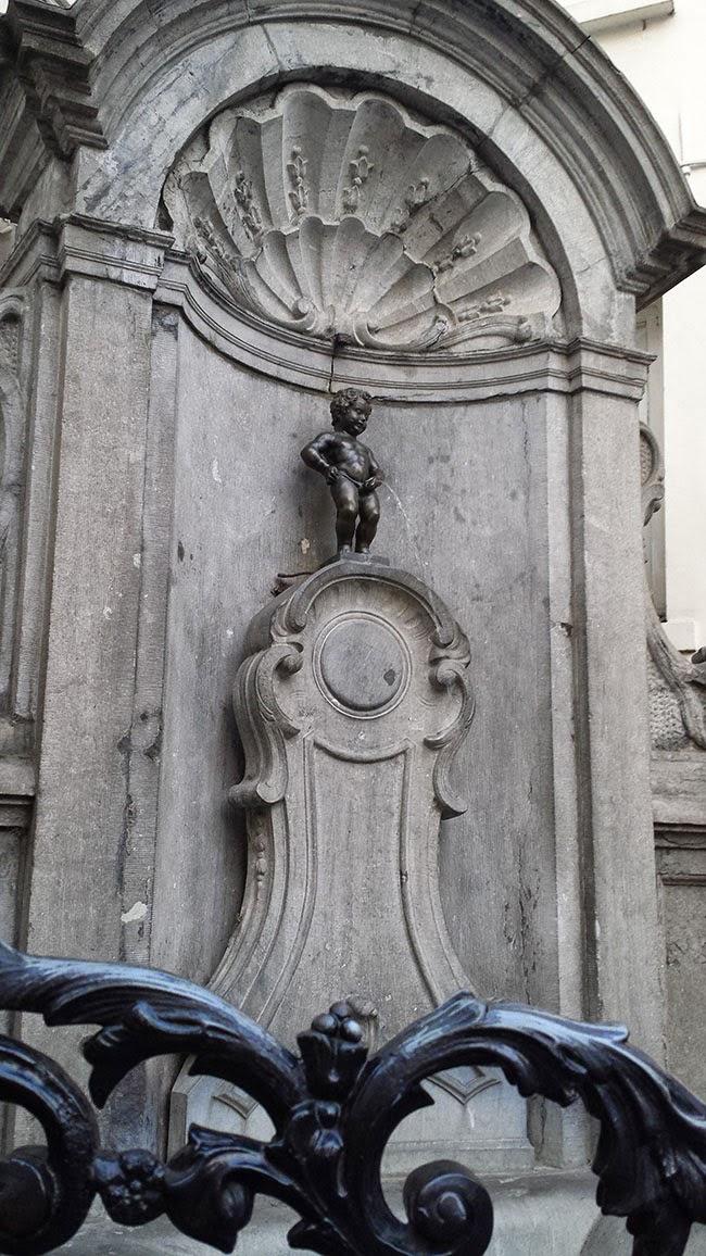 Mannekenpis - Bruxelles