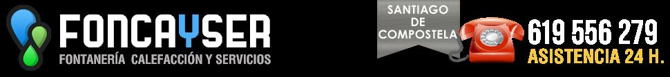 FONTANEROS SANTIAGO DE COMPOSTELA - 619 556 279 - FONCAYSER