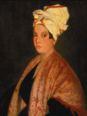 The ghost of Voodoo Queen Marie Lavaeu is said to walk Saint Louis Cemetery #1 where she was buried in 1881.